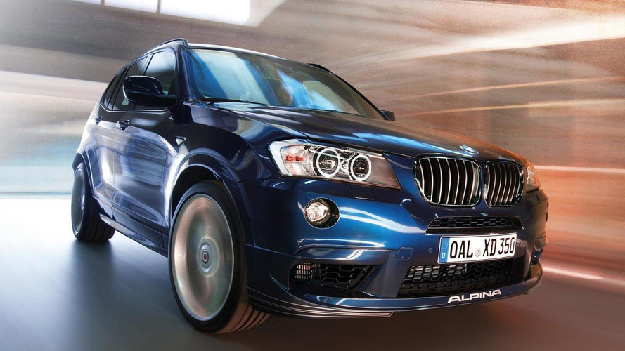 Alpina B3 and XD3 detailed [videos]