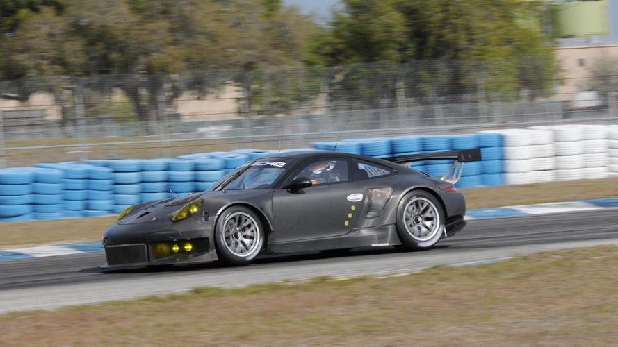 2014 Porsche 991 GT3 RSR prototype revealed