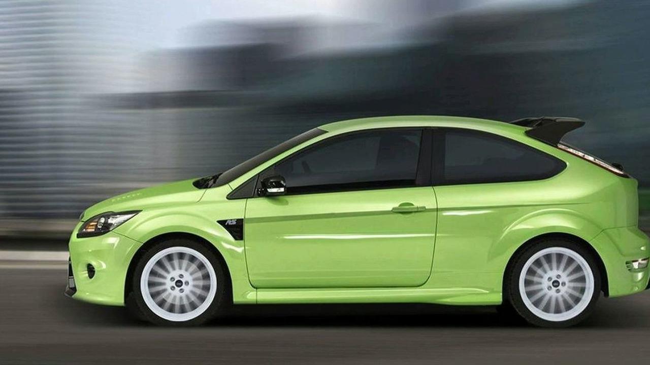 Ford Focus RS Renderings
