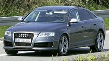 Audi RS6 Sedan Spy Photo