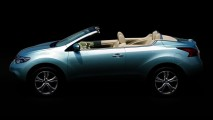 Nissan divulga imagem do Murano Conversível no Facebook