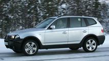 More BMW X3 Facelift Spy Photos