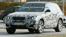 BMW X1 and X3 Development Continues