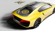 Rinspeed Etos teased ahead of CES 2016 debut