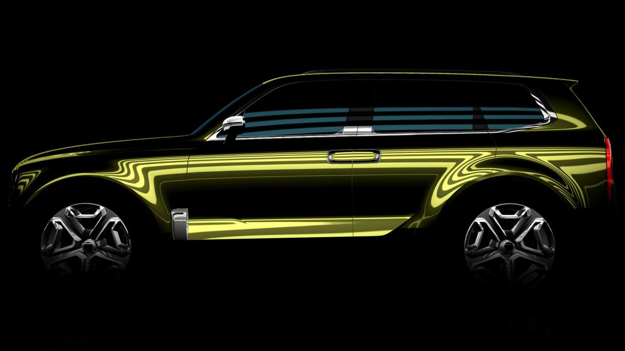Kia NAIAS concept teaser image