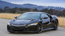Acura NSX twin-turbo engine upgrade coming from Hennessey