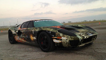 Ford GT by Hennessey sets Texas Mile record, hits 263.3 mph [video]
