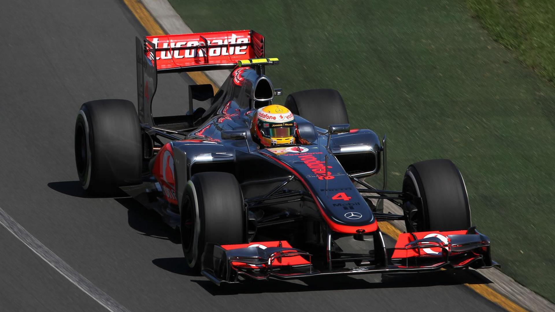 Melbourne qualifying sees end of Red Bull dominance