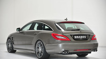 Mercedes-Benz CLS Shooting Brake prepared by Brabus