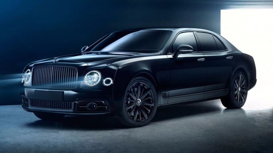 Bentley Mulsanne - Une nouvelle déclinaison unique signée Mulliner