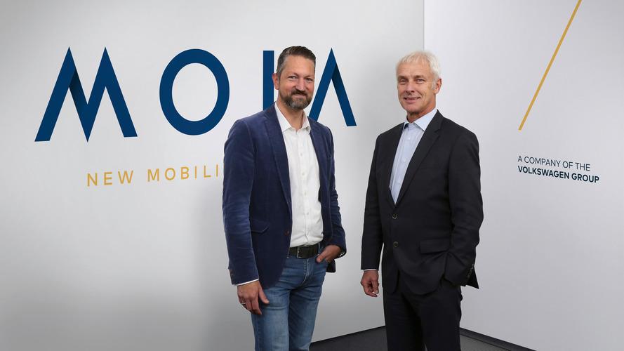La mobilité selon Volkswagen — Mobilité / Moia