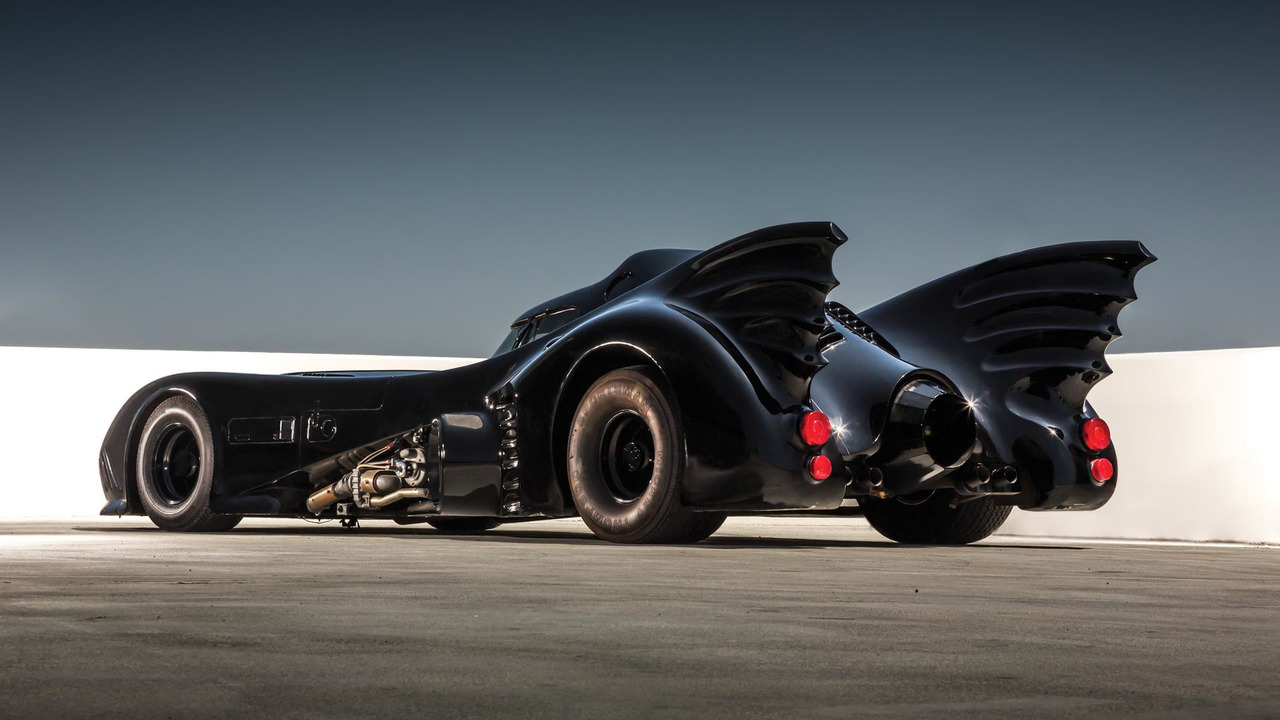 Keaton Batmobile 2