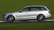 Mercedes C 63 AMG Estate