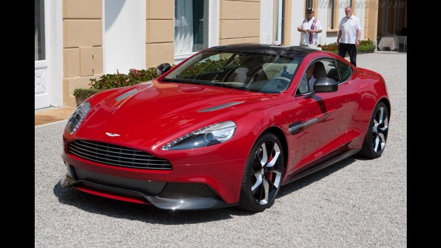 Aston Martin Project AM310 Concept