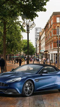 Neiman Marcus to offer an Aston Martin Vanquish Volante in their Christmas Book