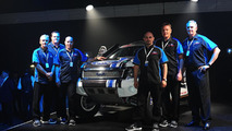 Ford Ranger for 2014 Dakar Rally 30.07.2013