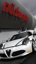 Alfa Romeo 4C full video lapping Nordschleife in 8:04