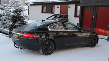 2015 Jaguar XS mule spy photo