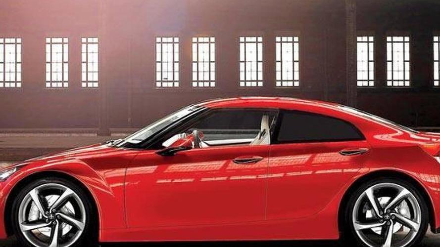 Toyota GT 86 Sedan concept confirmed for Dubai Motor Show next week