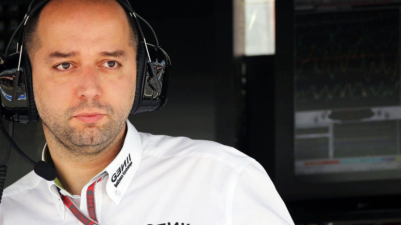 Gerard Lopez 12.05.2012 Spanish Grand Prix