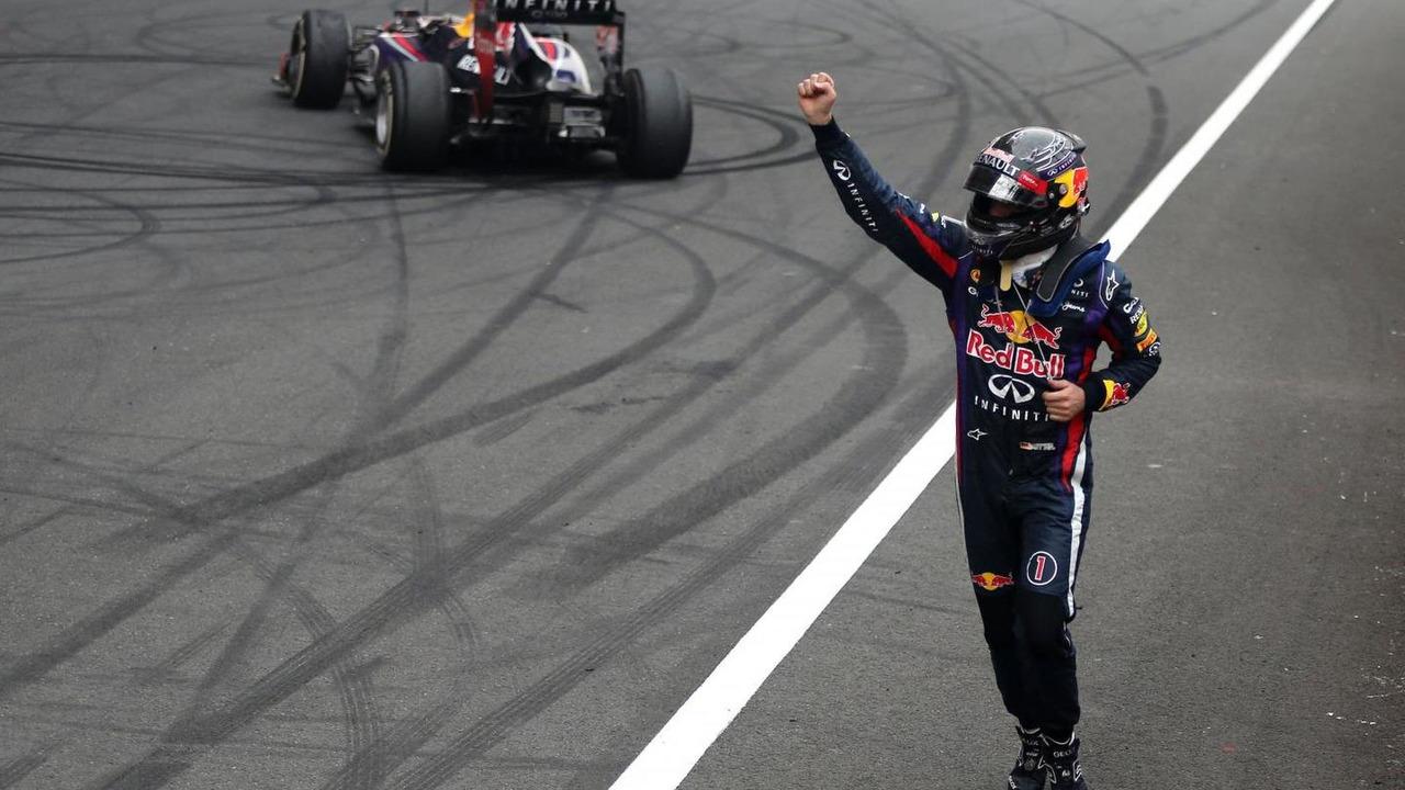Sebastian Vettel 27.10.2013 Indian Grand Prix