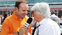 Barrichello admits desire for F1 return
