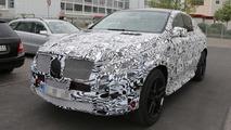 Mercedes-Benz MLC spy photo
