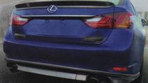 2014 Lexus GS F spy photo 03.09.2013