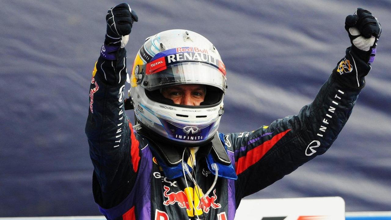 Sebastian Vettel 08.09.2013 Italian Grand Prix