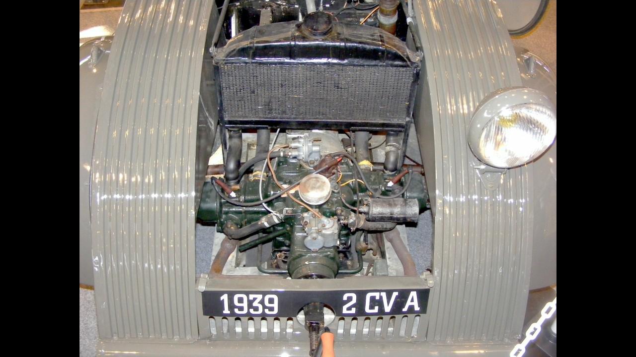 Citroen 2CV Prototype