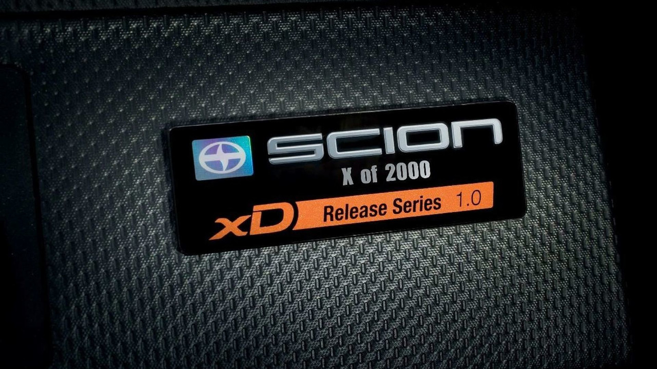 2008 Scion xD Release Series 1.0