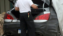 Hyundai RWD Sports Coupe Tail Lights Uncovered