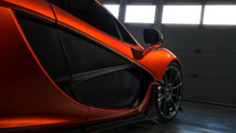 McLaren P1 at the Bahrain International Circuit 16.4.2013