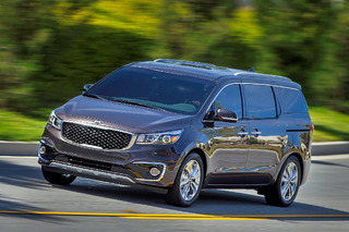 2015 Kia Sedona is the Minivan We Would Actually Drive