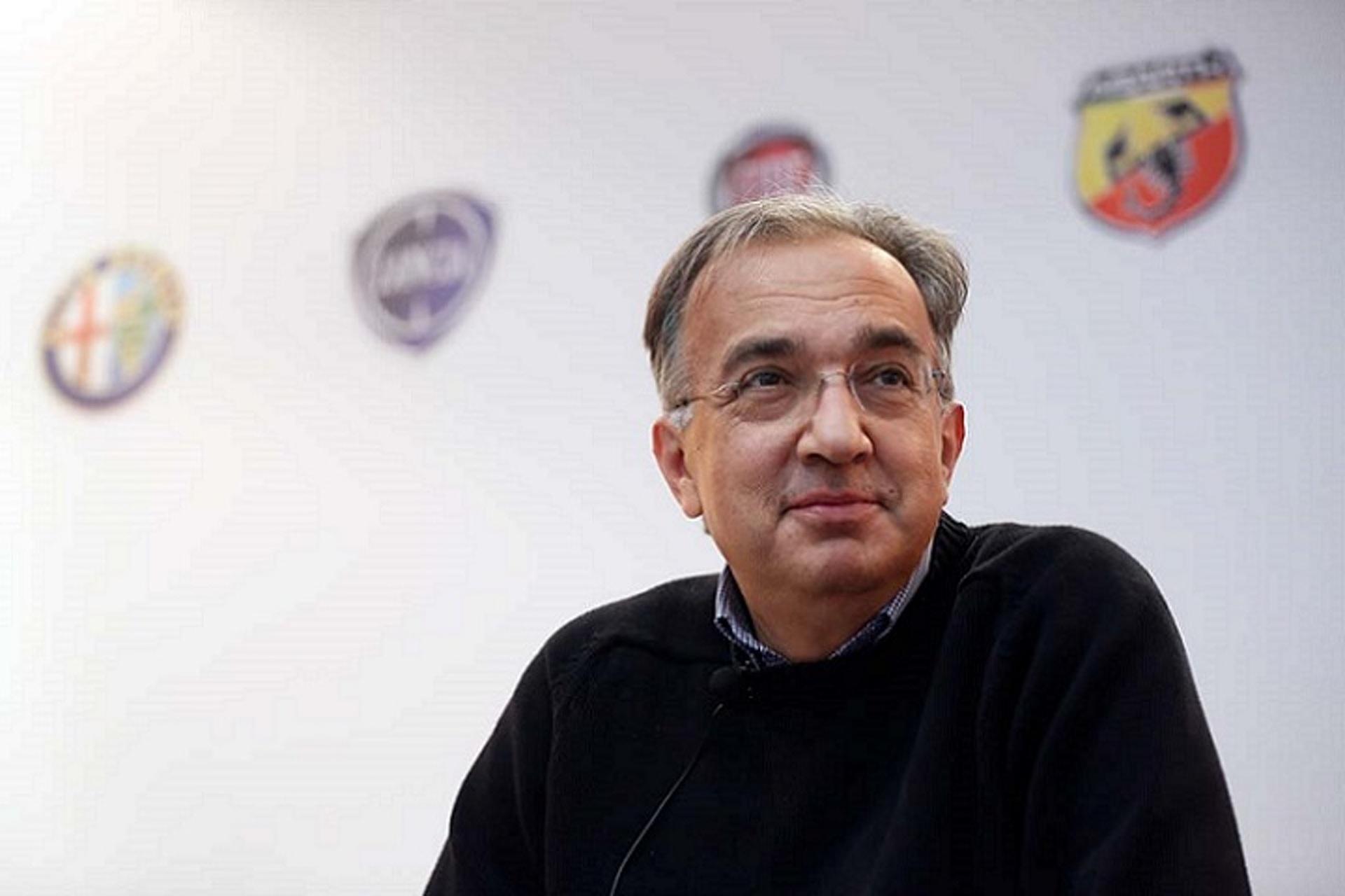 FCA CEO Sergio Marchionne canceled his Paris Motor Show appearance