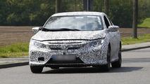 2017 Honda Civic Euro Spec spy photo
