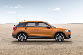 Audi Won't Sell the Q2 in the U.S. Because Brand Perception