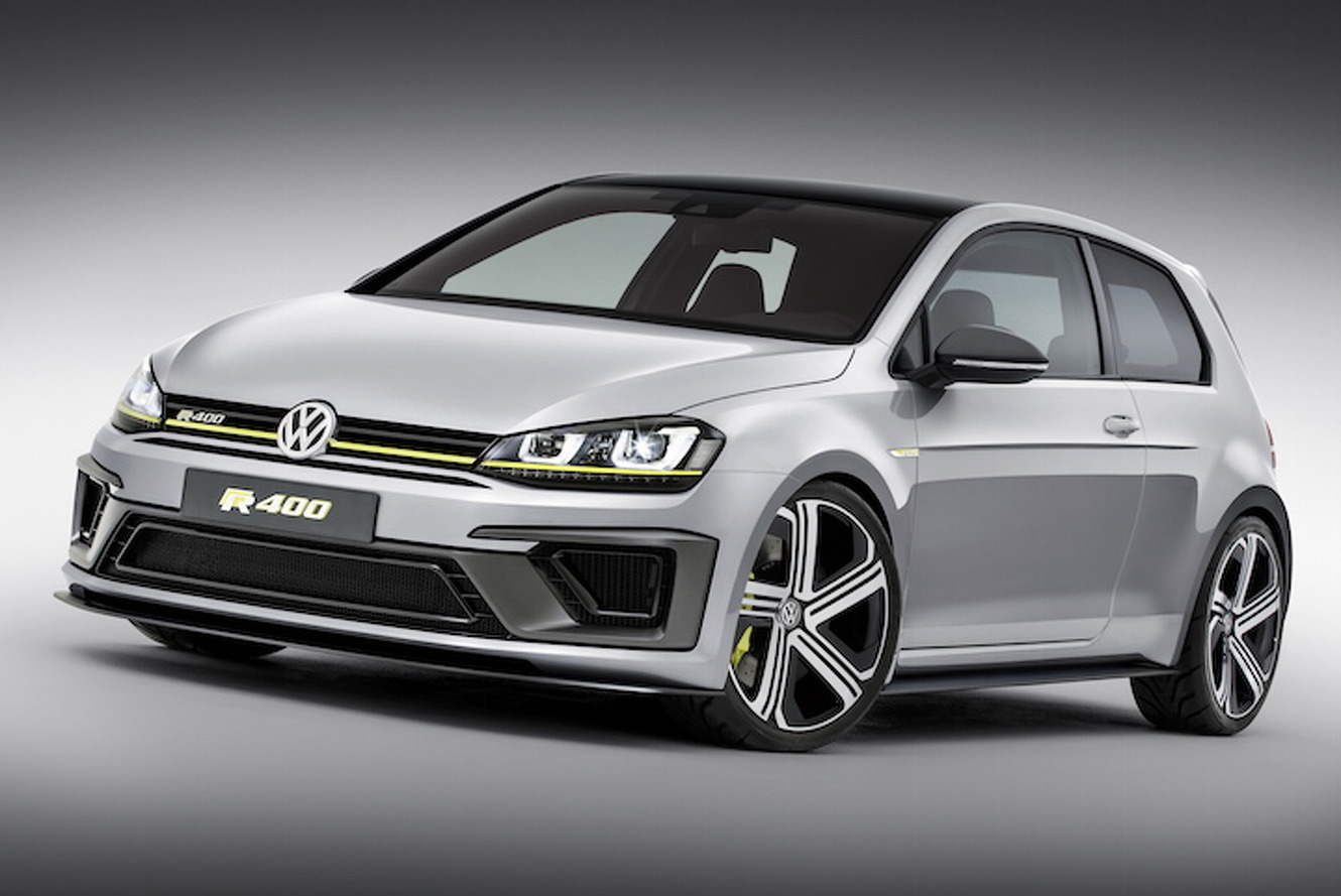 Volkswagen Axes Golf R400, But It's Not All Bad News