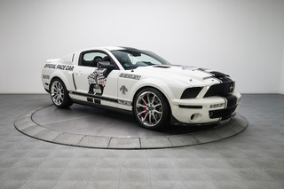 725-HP Shelby Mustang Super Snake Pace Car Special Edition Will Take Your Breath Away