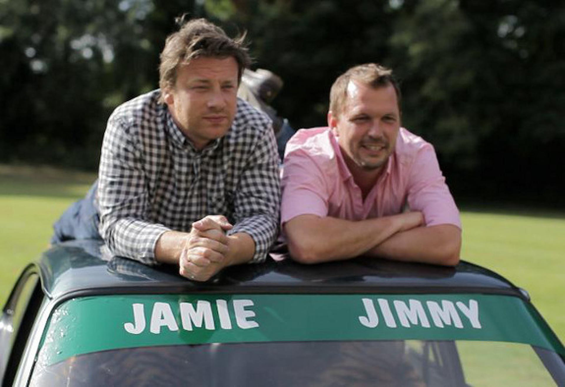 "Ford Capri to Co-Star in Jamie Oliver Show ""Food Fight Club"""