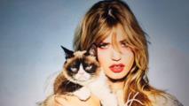 Grumpy Cat stars in 2017 Opel calendar