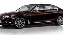 BMW 7-Series Individual revealed [video]