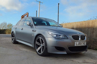For BMW M5 Fans, This is the Auction Lot To Get