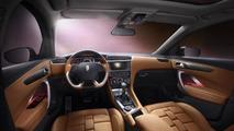 Citroën DS 6WR interior revealed