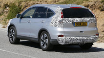 2016 Honda CR-V spy photo