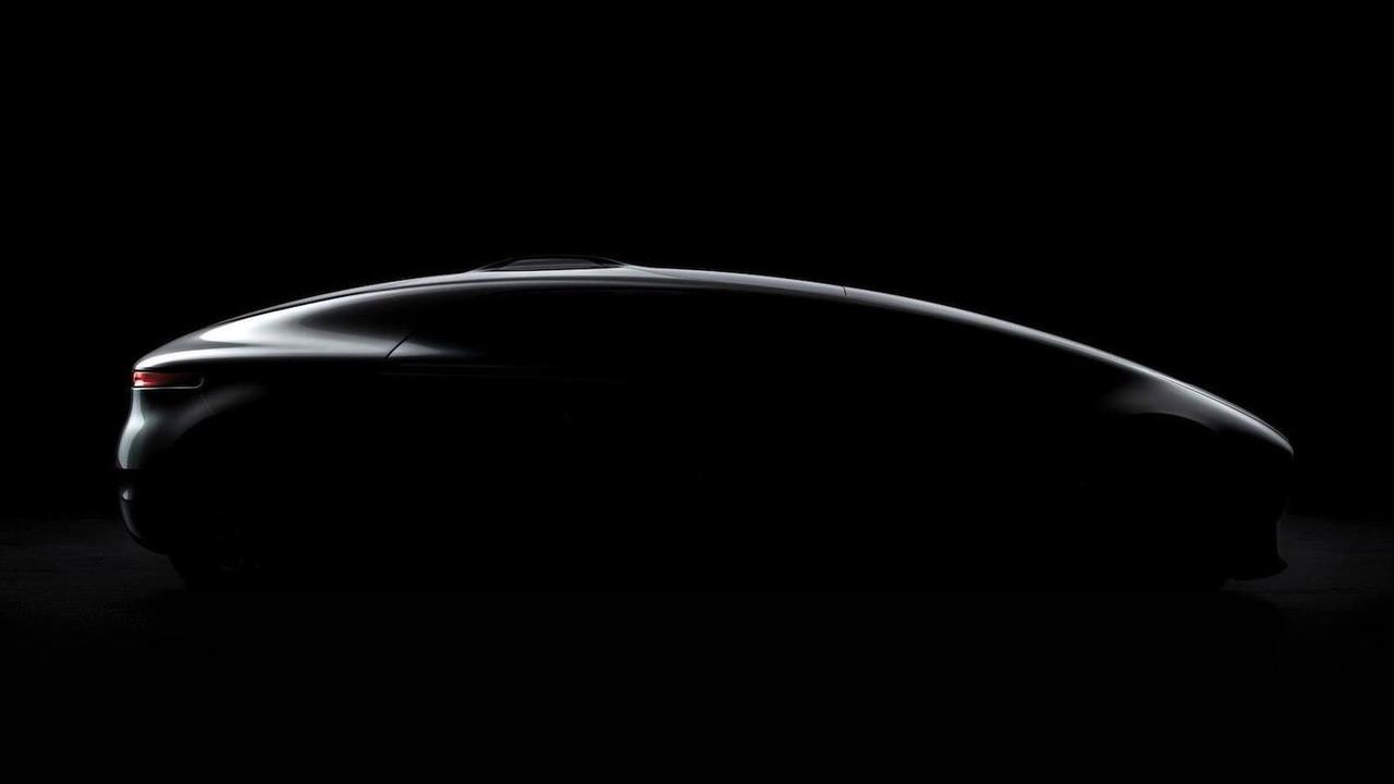 Mercedes-Benz autonomous driving concept teaser