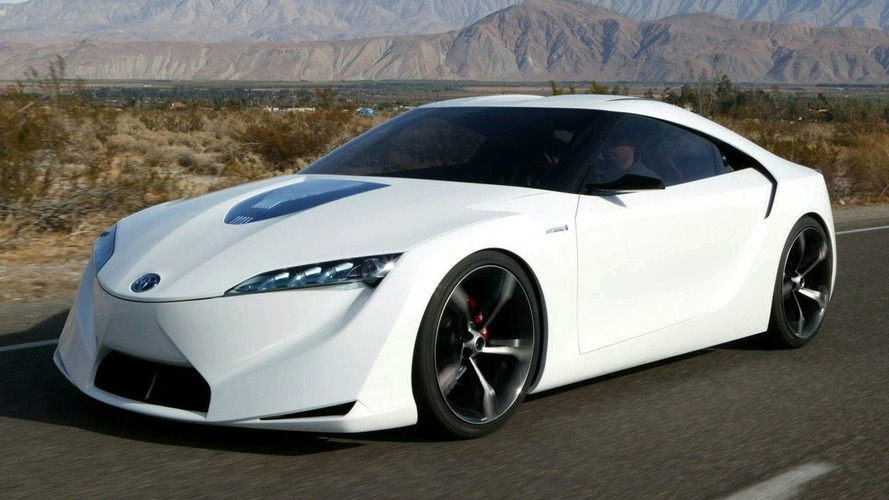 Toyota's Hybrid Supra Successor to Launch in 2011
