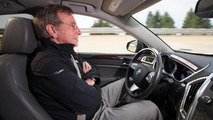 Cadillac President says autonomous driving and driving passion must co-exist