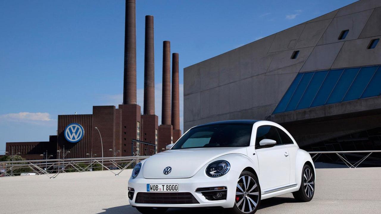 Volkswagen Beetle R-Line 12.9.2012