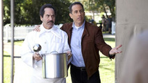 Jerry Seinfeld, Alien, Acura NSX Super Bowl commercial screenshot, 1053, 30.01.2012